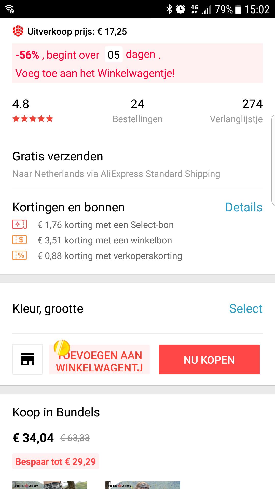Hoe werkt bestellen bij AliExpress