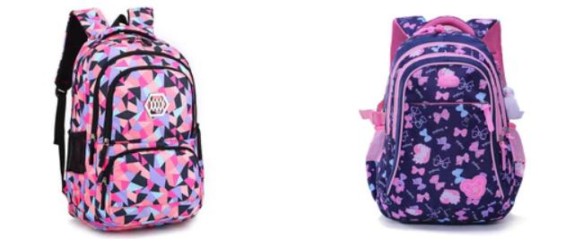 Schooltassen voor meiden
