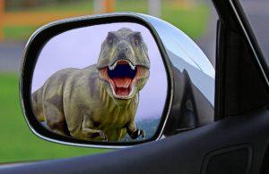 Dinosaurus racebaan
