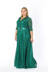 Grote maten jurk