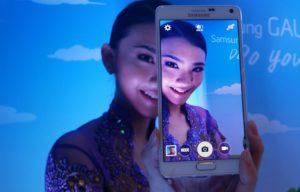 Kapot Samsung scherm