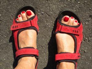 Outdoor zomer sandalen