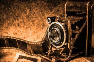 Camera handvat