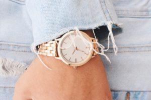 Zakelijk horloge
