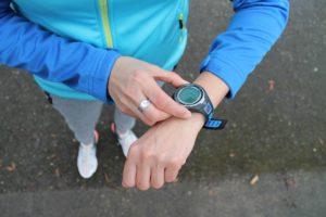 Waterdicht fitness horloge