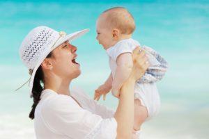 moederschap luiertas