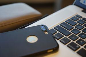 Aluminium iPhone hoes