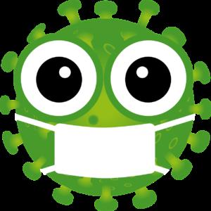 Coronavirus masker